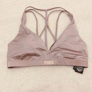 NWT Pink Bralette